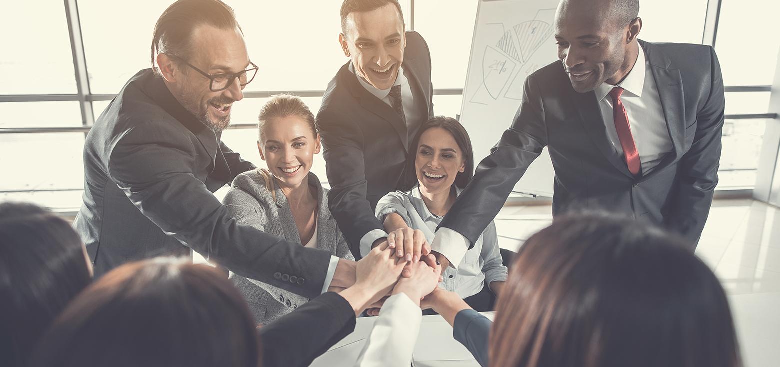 日本一を目指した企業変革をチームで実践